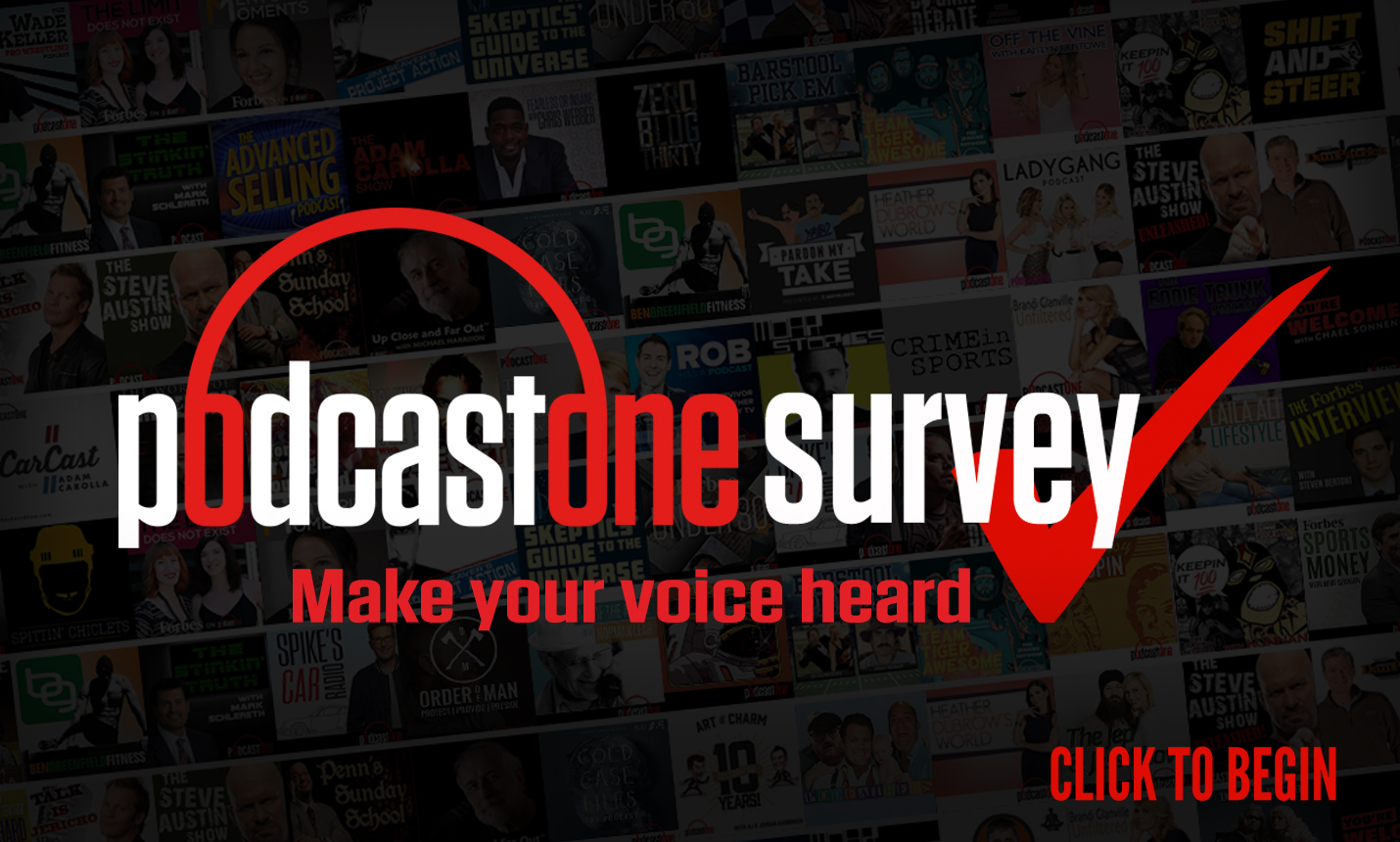 PodcastOne Survey