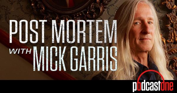 PodcastOne: Post Mortem with Mick Garris