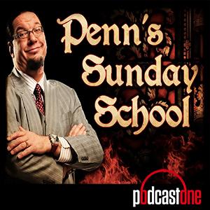 Penn teller podcast