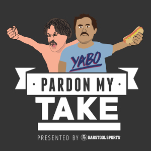 Podcastone Pardon My Take