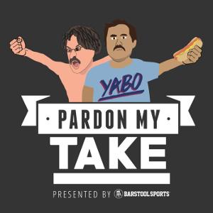 PodcastOne: Pardon My Take