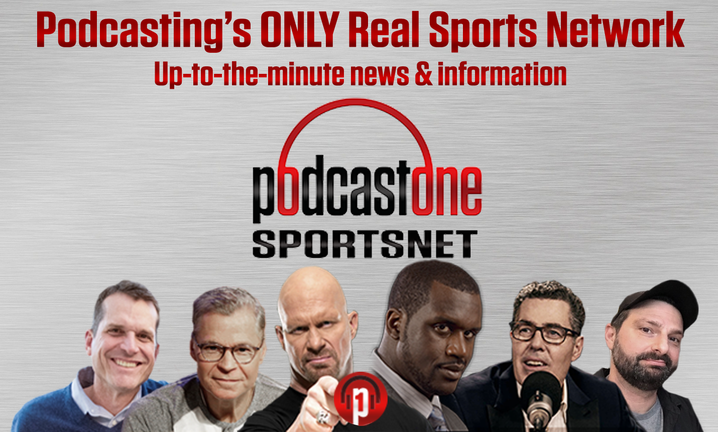 PodcastOne SportsNet