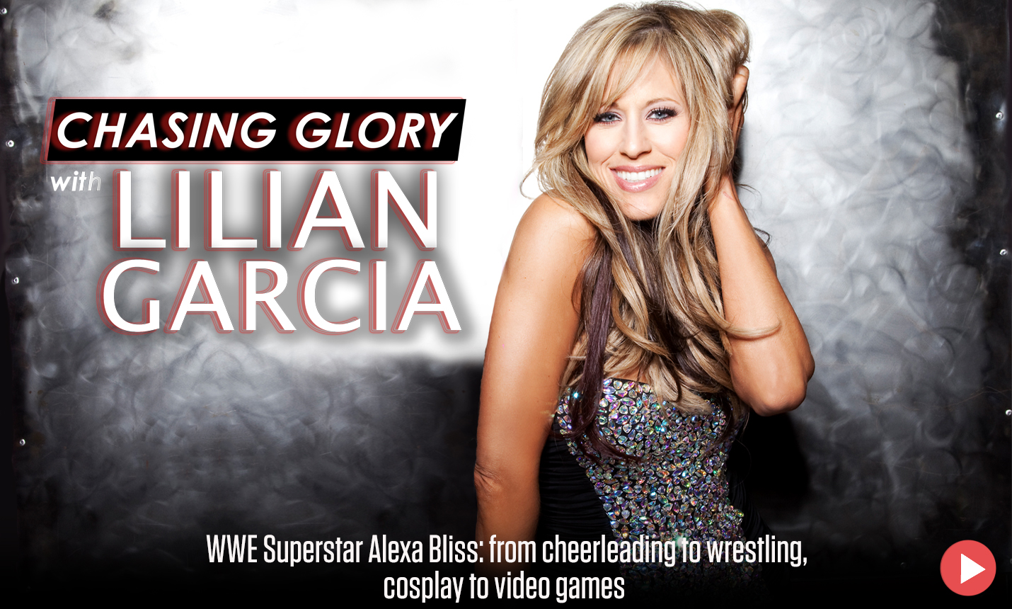 Chasing Glory with Lilian Garcia and Dave Bautista