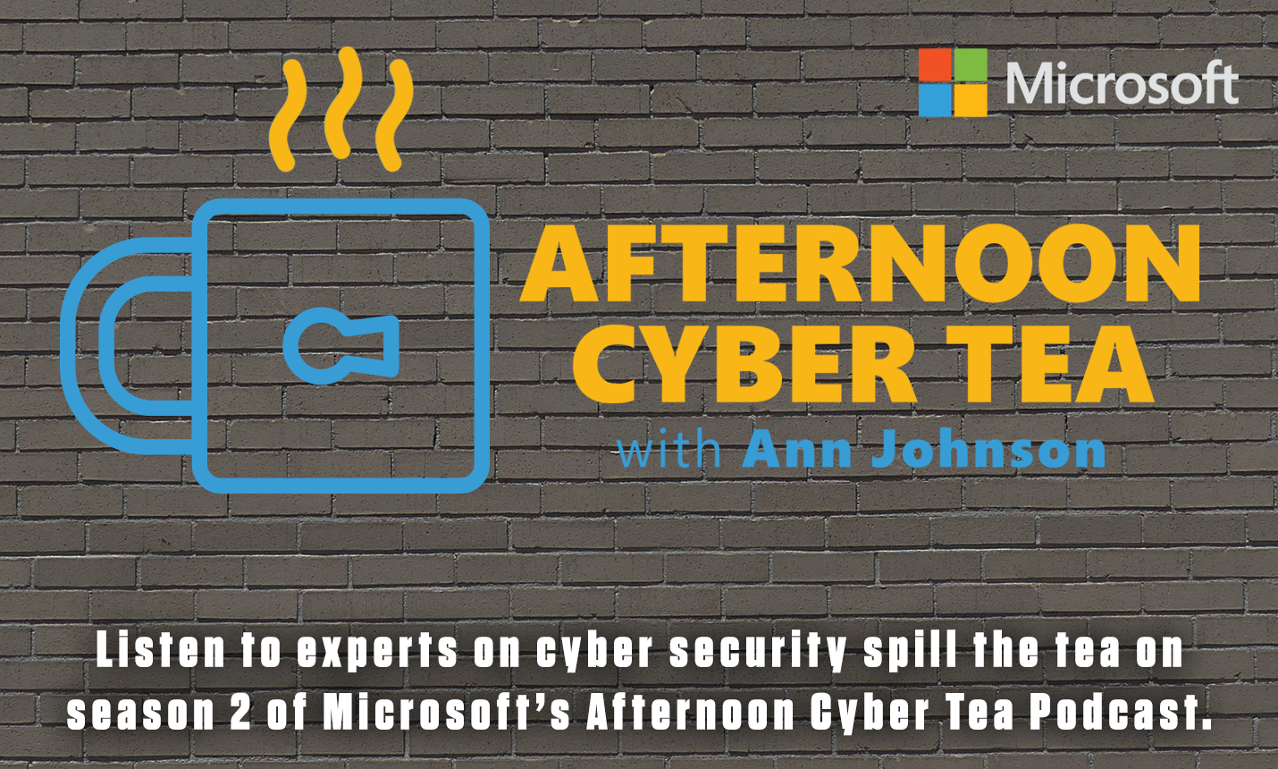 Afternoon Cyber Tea
