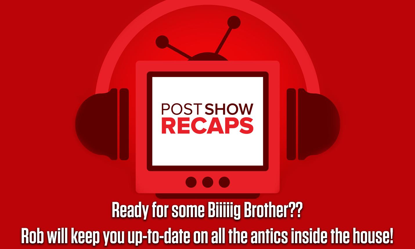 PodcastOne: Post Show Recaps: LIVE TV & Movie Podcasts with Rob
