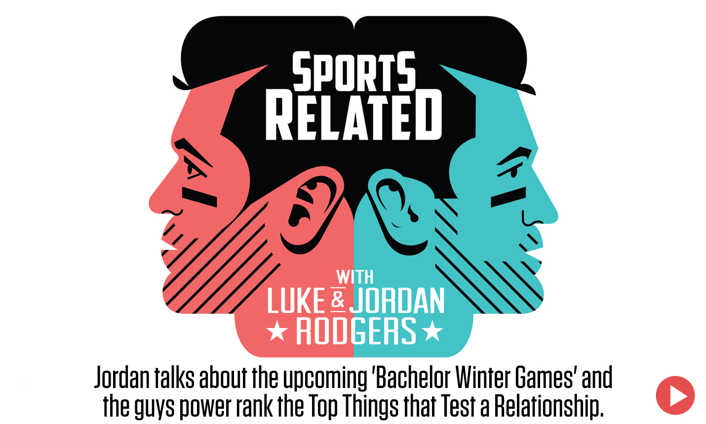 Sports Related with Luke and Jordan Rodgers