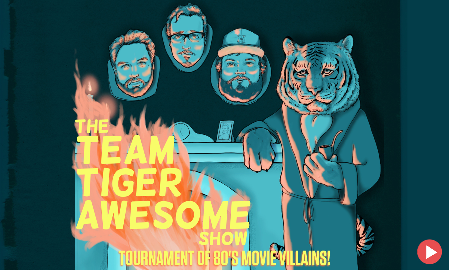 The Team Tiger Awesome Podcast