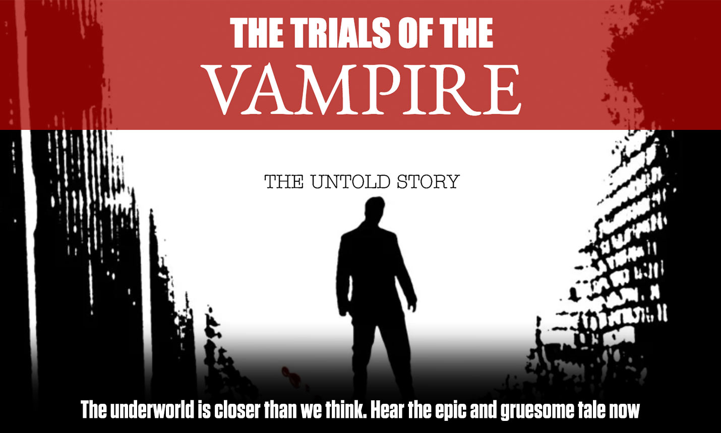 Trials of the Vampire