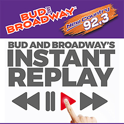 Bud and Broadway's Instant Replay