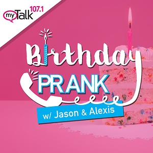 Birthday Prank with Jason & Alexis