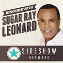 Ringside with Sugar Ray Leonard