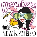 Alison Rosen is Your New Best Friend