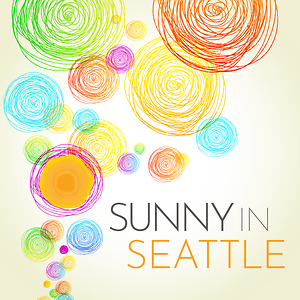 Sunny in Seattle