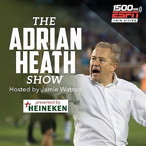 The Adrian Heath Show on 1500 ESPN