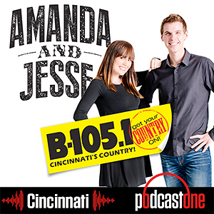 Amanda and Jesse Podcast