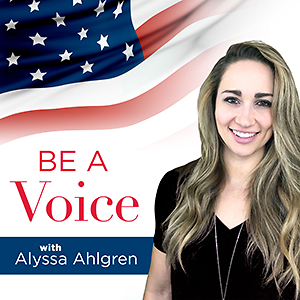 Be A Voice Podcast with Alyssa Ahlgren